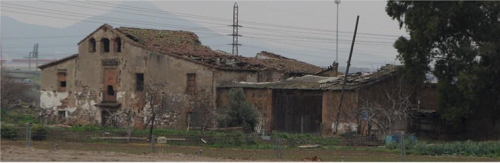 Cal Masover Nou, patrimoni desprotegit de l'Hospitalet de Llobregat