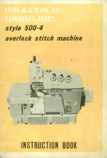 willcox-gibbs-style-500-4-overlock-stitch-machine