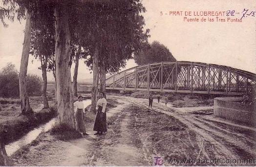 pont de les tres puntes postal