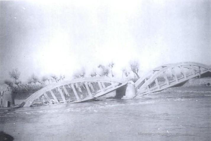 pont de les tres puntes