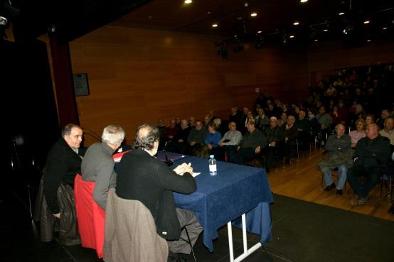 Asamblea pensionistas de Hospitalet, 27-02-13