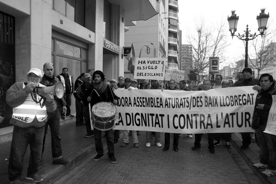 27 febrero 2014 Per la Dignitat i contra l'atur
